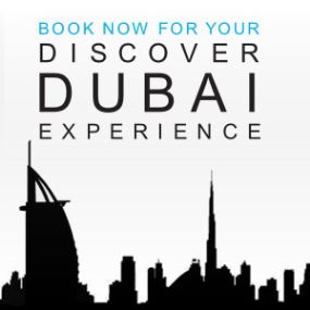 Book Your discover dubai