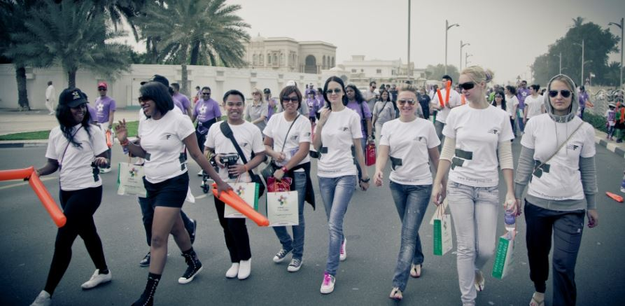 Walk for Education