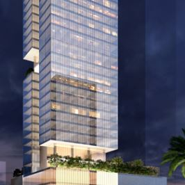 View The One at JVC's prime address on the edge of the city