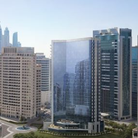Hotel property performance in Dubai 2014