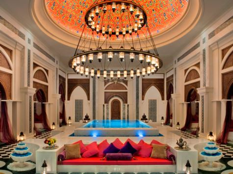 Talise Ottoman Spa at the Jumeirah Zabeel Saray
