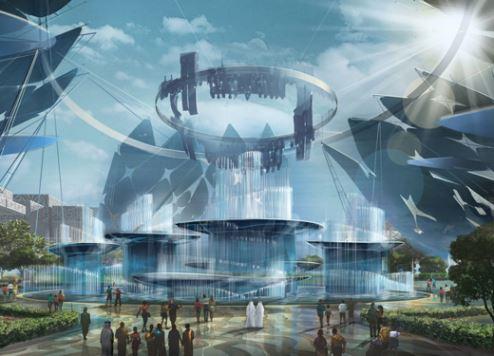 Al Wasl Plaza Dubai Expo 2020