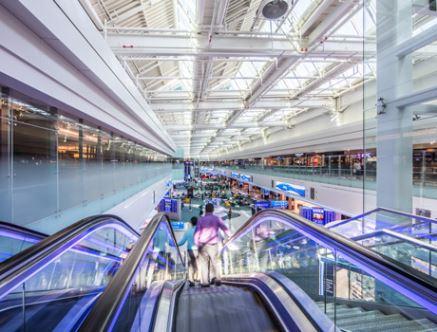 DXB's Concourse D.