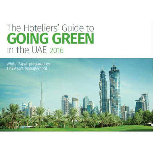 TFGAM's 'Hotelier's Guide to Going Green in the UAE' whitepaper