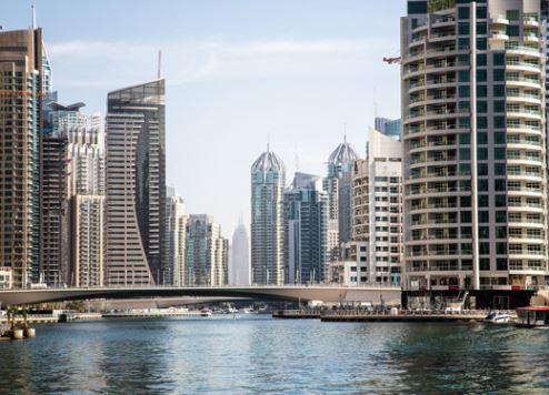 Dubai's property market is surging