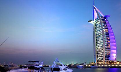 زيادة الطلب على الفنادق المتوسطة مع زيادة نمو السياحة في دبي