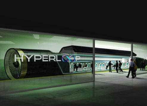 The hyperloop concept