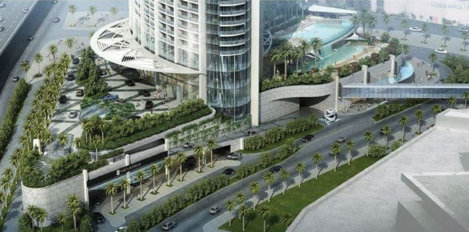 The Address Boulevard Dubai