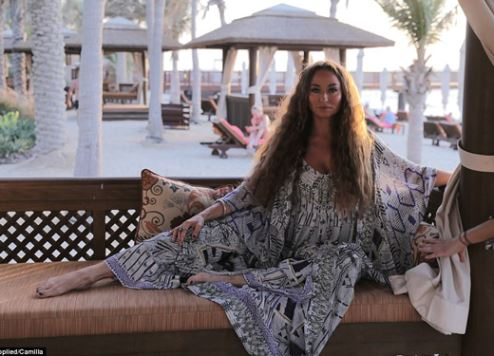 Dubai Tourism and leading Aussie fashion designer launch capsule collection