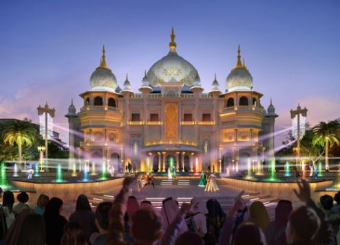Dubai Parks and Resorts launches largest themed-event space in the region