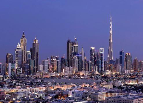 دبي تتصدر قائمة أطول ناطحات السحاب في العالم