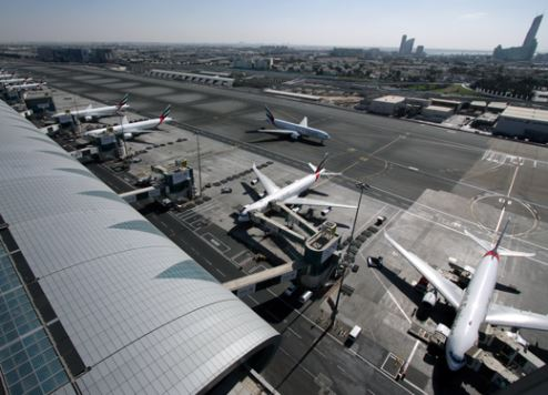 Dubai International registers passenger growth of 9.2 percent in April