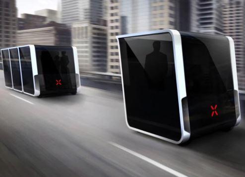 Dubai reveals autonomous transport ambitions for 2030