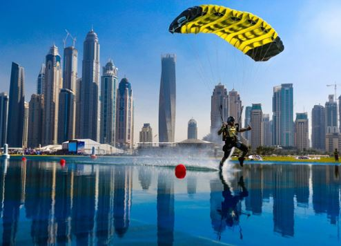 Dubai named one of the world's top 10 destinations