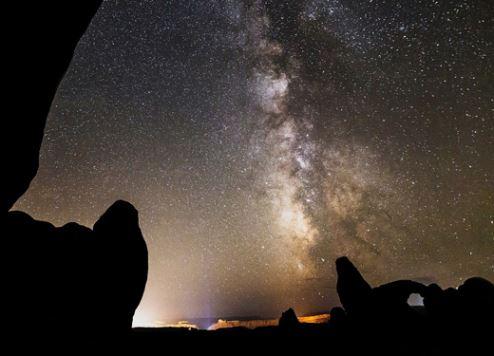 """دبي تسلط الضوء على """"السياحة الفلكية"""" من خلال معلم سياحي جديد"""