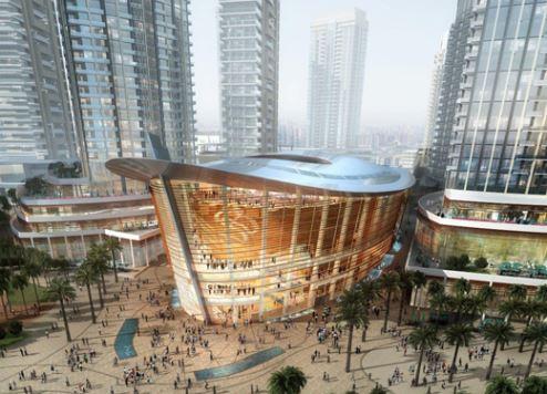 افتتاح أول مطعم في دبي أوبرا قريبًا