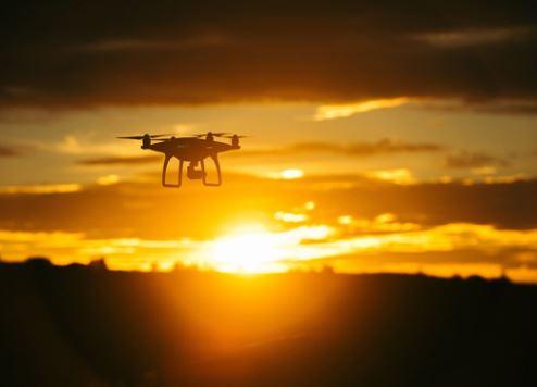 Dubai launches new drone tech to survey land developments