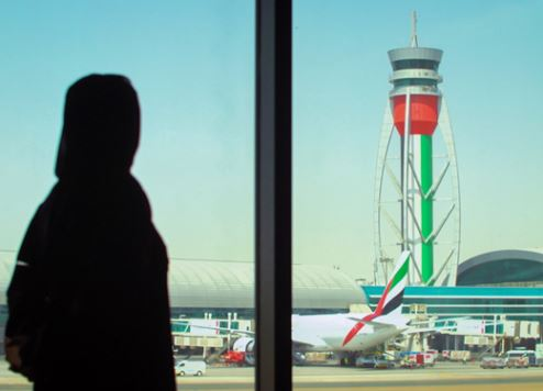 Emirati women take flight