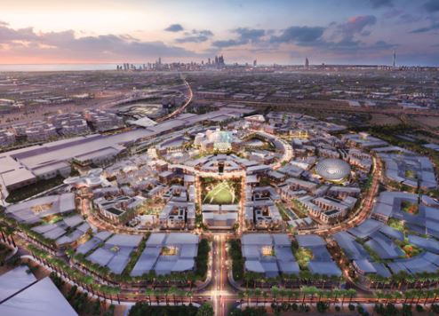 Expo 2020: Creating a lasting legacy
