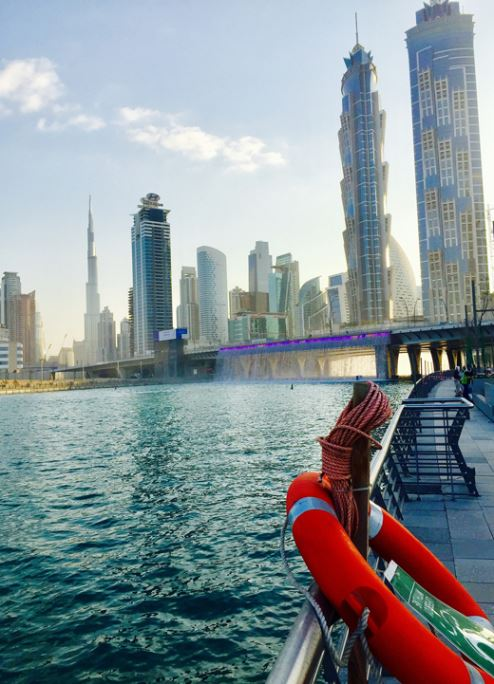 Dubai set to overtake London as world's third most visited city