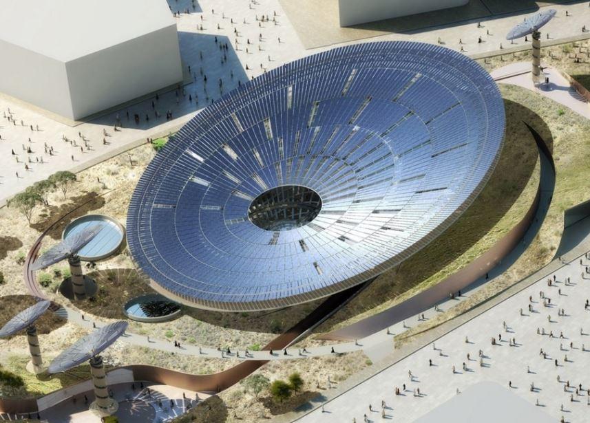 Expo 2020 organisers showcase sustainability milestones