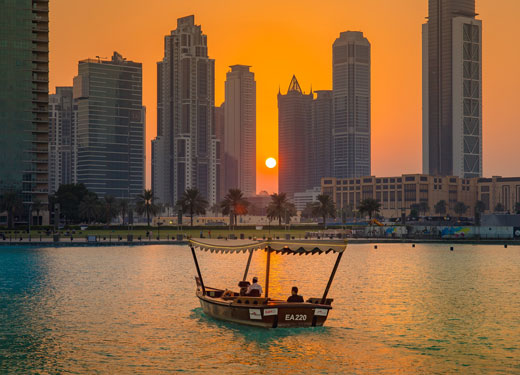 Dubai: One of the world's most liveable cities