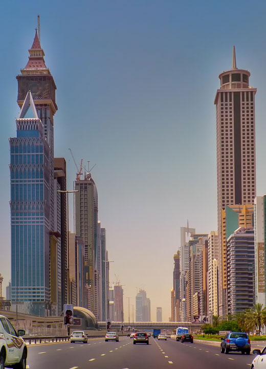 Dubai's transport infrastructure ranks 'among world's best'