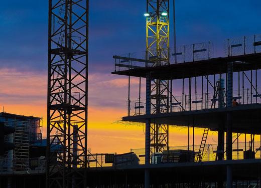 Dubai Building Works