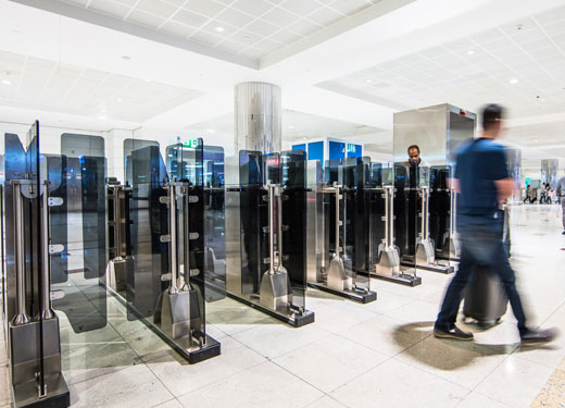 DXB's revolutionary 'Smart Gates' a world-first innovation