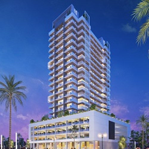 Hotel Investment in Dolphin Tower in Business Bay