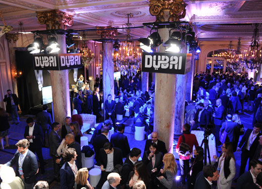 Dubai expands international focus to attract investors